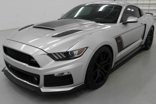 Pre Owned 2017 Ford Mustang Roush Stage 3