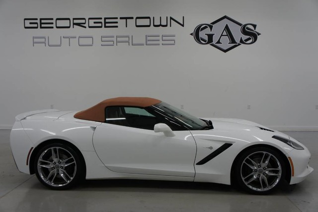 Pre-Owned 2016 Chevrolet Corvette Z51 3LT
