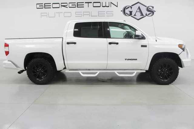 Pre Owned 2017 Toyota Tundra 4wd Trd Pro Four Wheel Drive Pickup Truck
