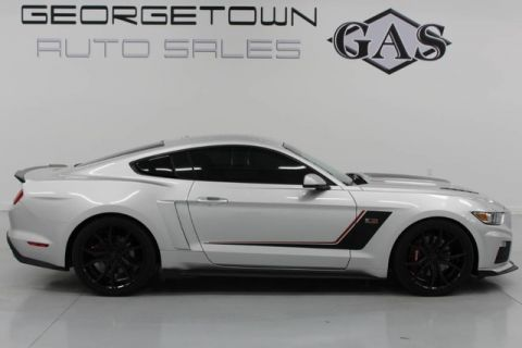 Pre-Owned 2017 Ford Mustang ROUSH STAGE 3