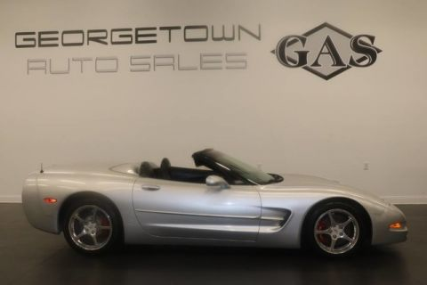 Pre-Owned 2003 Chevrolet Corvette