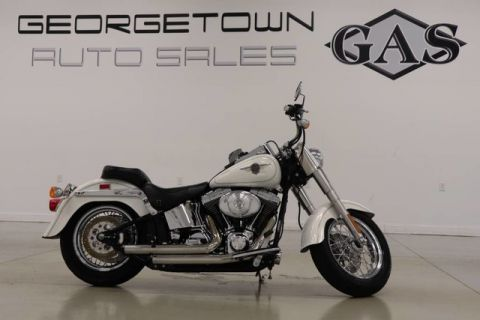 Pre-Owned 2001 Harley Davidson FATBOY