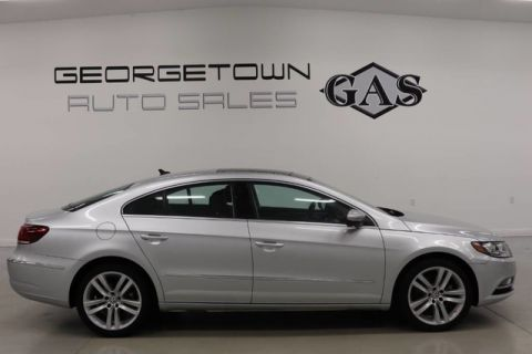 Pre-Owned 2013 Volkswagen CC Lux